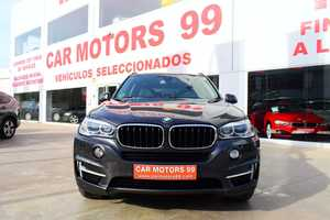 BMW X5 xDrive 30dA  T8 	2993ccm 	190/258CV 7PLAZAS IVA DEDUCIBLE   - Foto 3