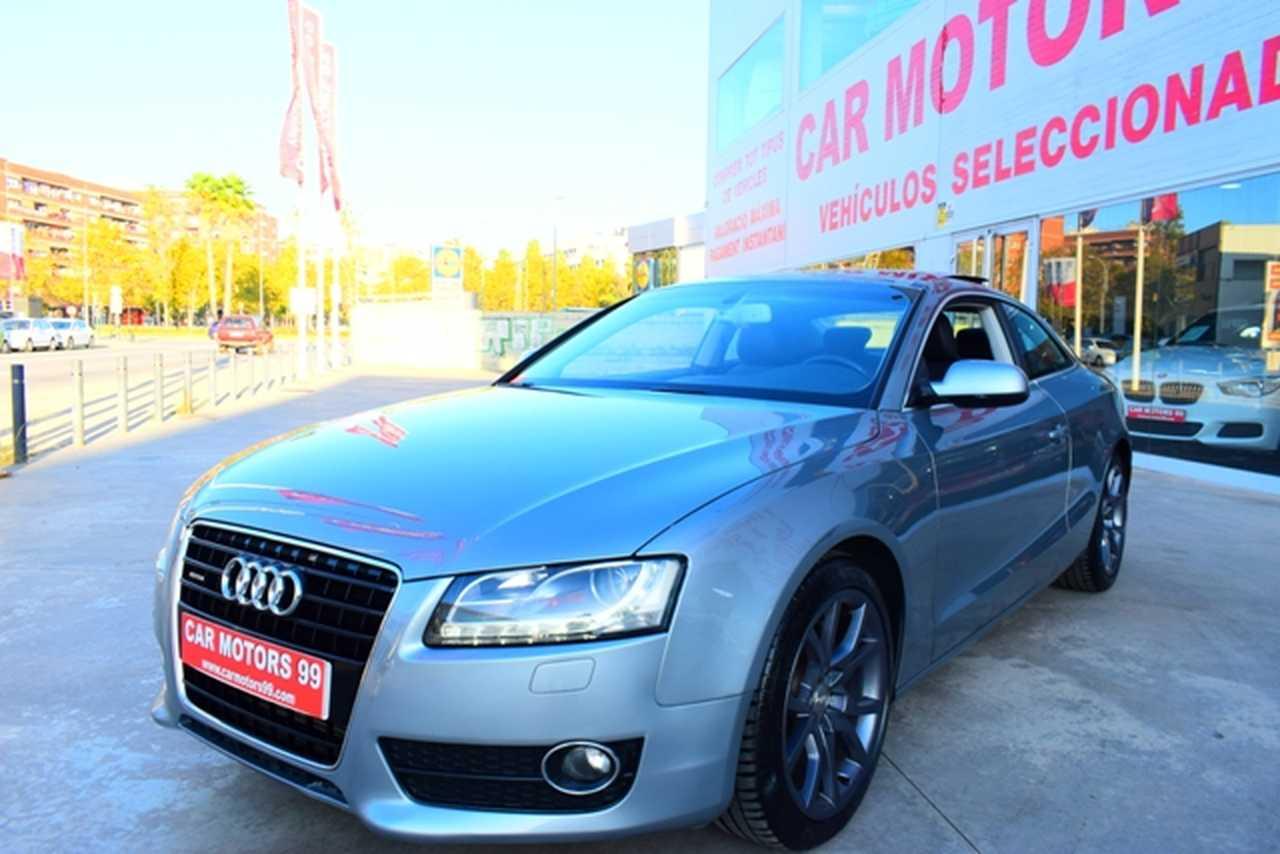 Audi A5 3.0TDI 240CV QUATTRO S-LINE - NACIONAL 12 MESES DE GARANTIA  - Foto 1