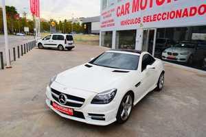 Mercedes Clase SLK  200 BE AMG Line Roadster, 2 M6 1796ccm 135/184cv   - Foto 2
