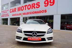 Mercedes Clase SLK  200 BE AMG Line Roadster, 2 M6 1796ccm 135/184cv   - Foto 3