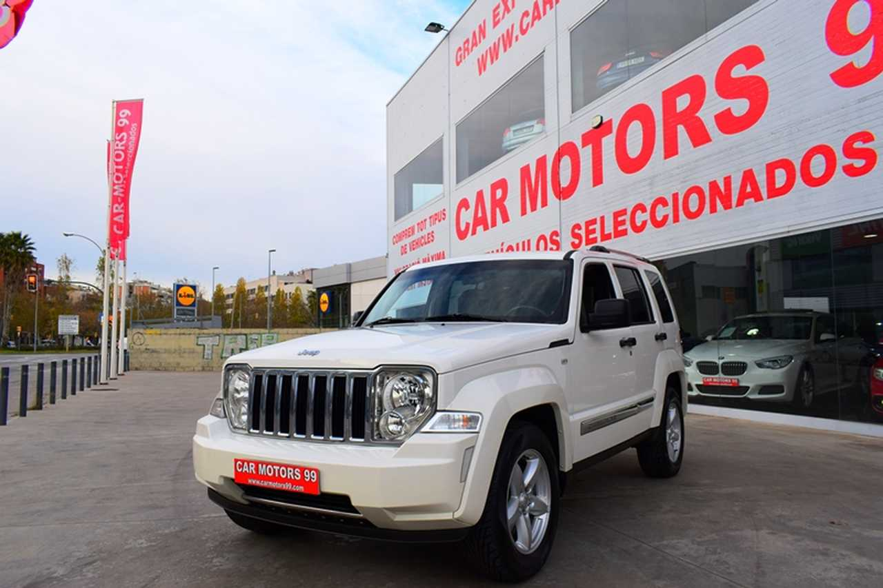 Jeep Cherokee 2.8 CRD LIMITED   - Foto 1