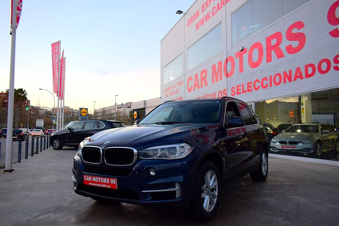 BMW X5 XDRIVE30D 7 PLAZAS IVA DEDUCIBLE  - Foto 1