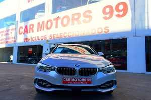 BMW Serie 4 Gran Coupé 430DA XDRIVE IVA DEDUCIBLE PARA EMPRESAS  - Foto 3