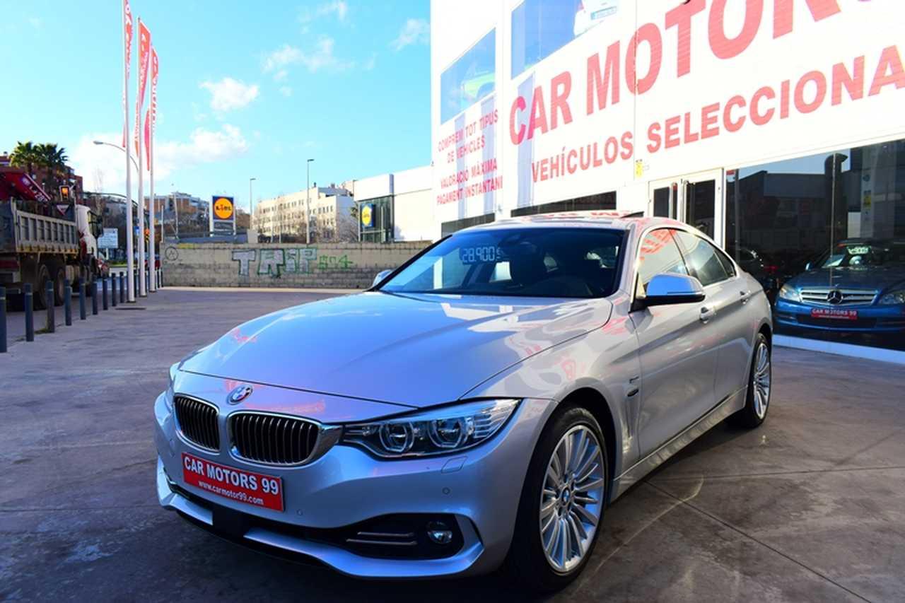 BMW Serie 4 Gran Coupé 430DA XDRIVE IVA DEDUCIBLE PARA EMPRESAS  - Foto 1