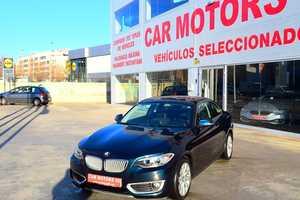 BMW Serie 2 Coupé 220dA  Modern 184cv IVA DEDUCIBLE PARA EMPRESAS  - Foto 2