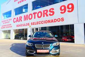 BMW Serie 2 Coupé 220dA  Modern 184cv IVA DEDUCIBLE PARA EMPRESAS  - Foto 3