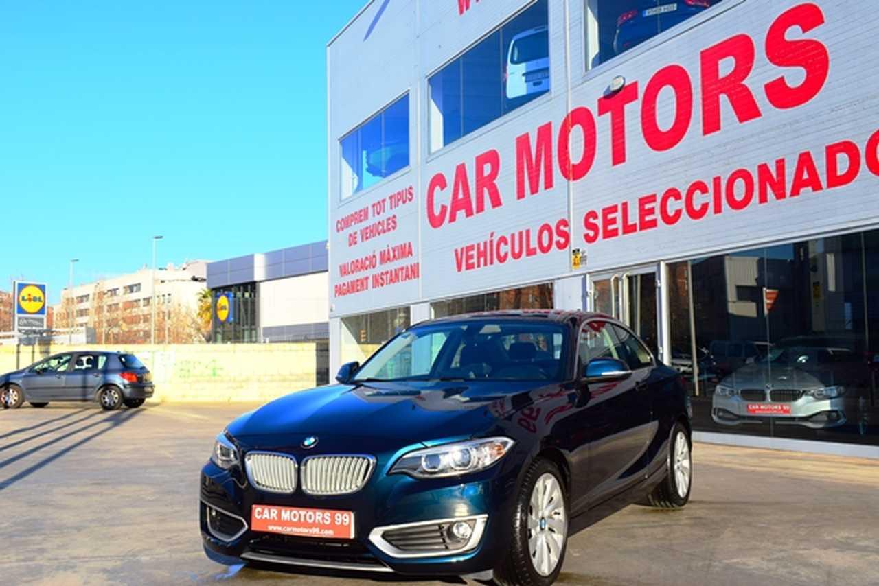 BMW Serie 2 Coupé 220dA  Modern 184cv IVA DEDUCIBLE PARA EMPRESAS  - Foto 1