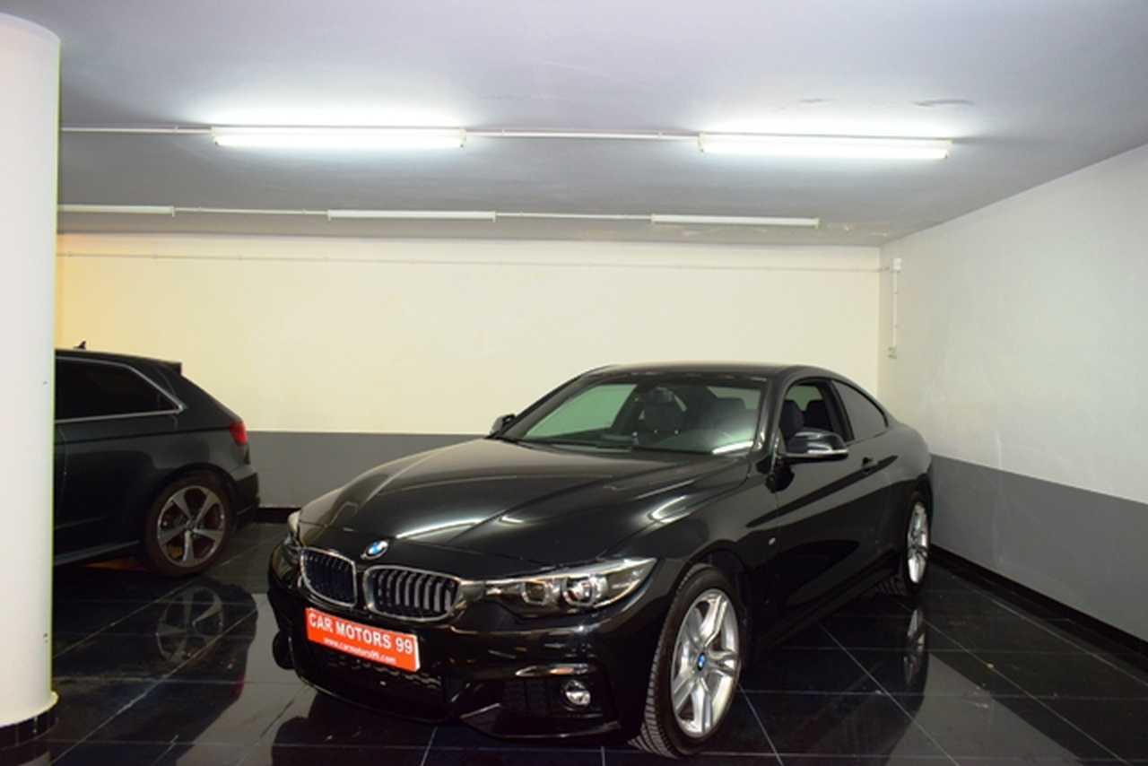 BMW Serie 4 Coupé 435dA xDrive 313cv PAQUETE