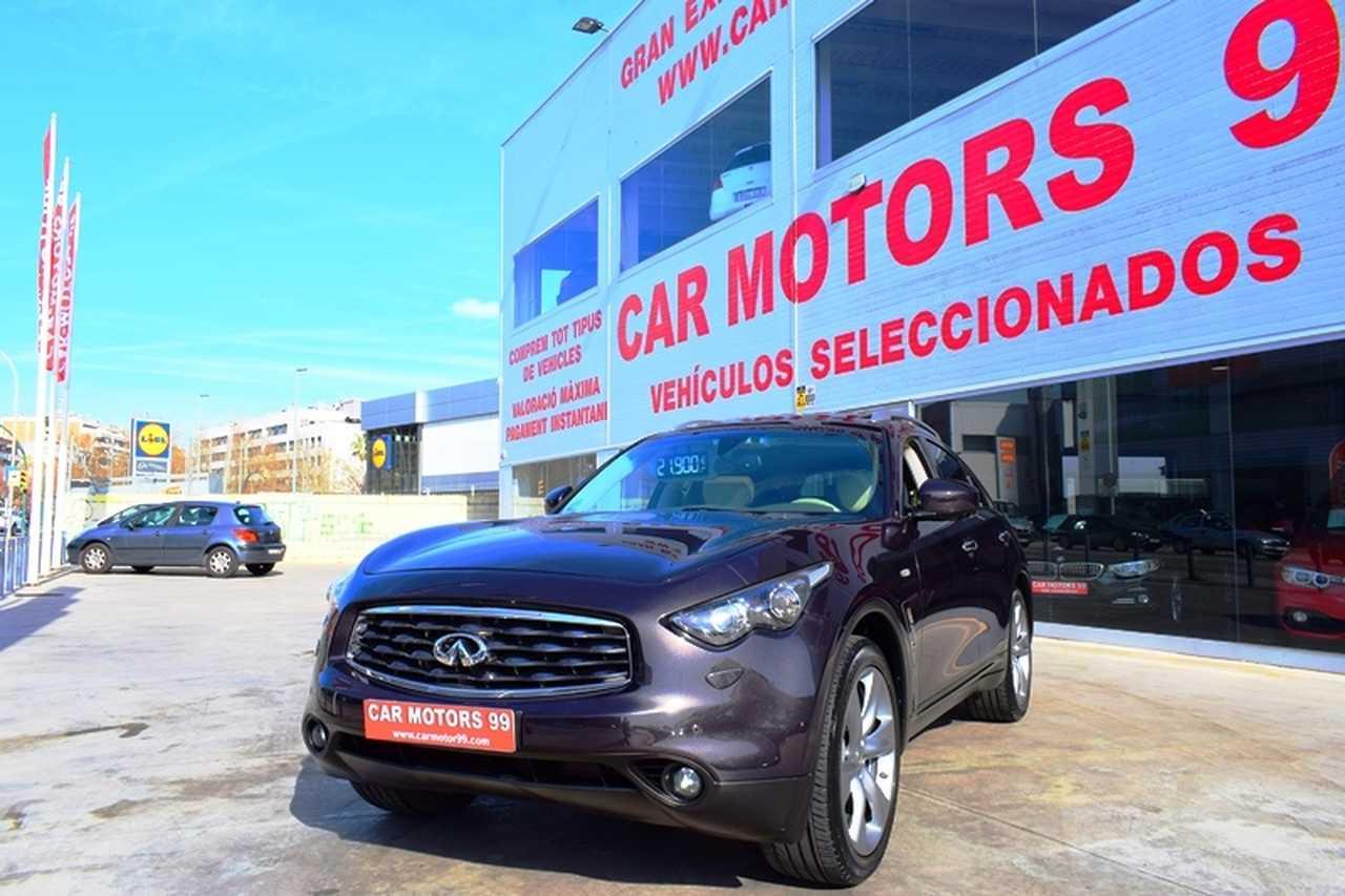 Infiniti FX 30d S Premium Aut. 7 vel 238cv NACIONAL-12 MESES DE GARANTÍA  - Foto 1