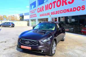 Infiniti FX 37 S Premium Aut. 320cv NACIONAL-12 MESES DE GARANTÍA  - Foto 2
