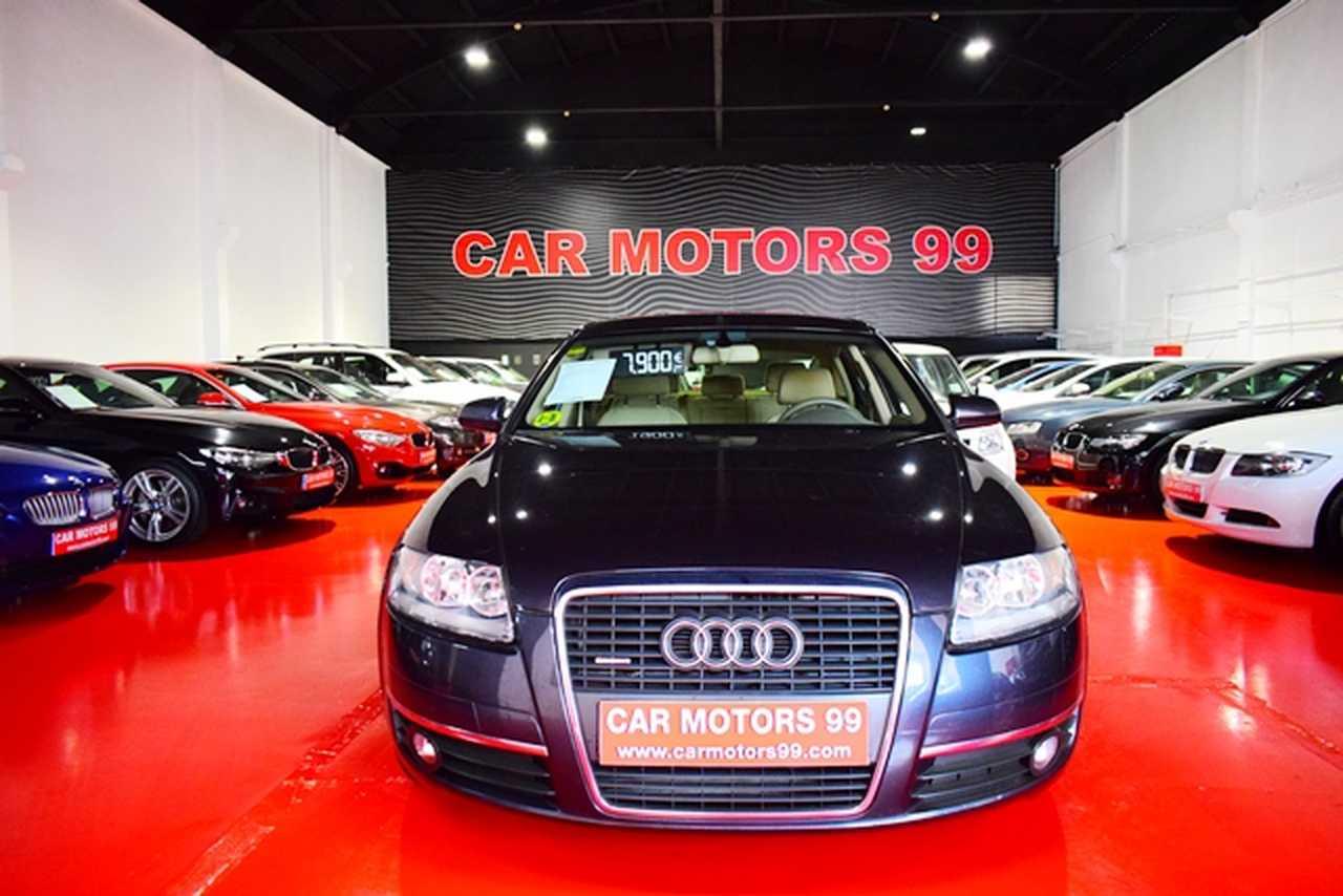 Audi A6 3.2 V6 255CV quattro aut IVA DEDUCIBLE PARA EMPRESAS  - Foto 1