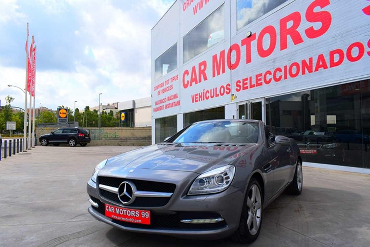 Mercedes Clase SLK 200 CABRIO 184 CV 76.000KM   -   2012  - Foto 1