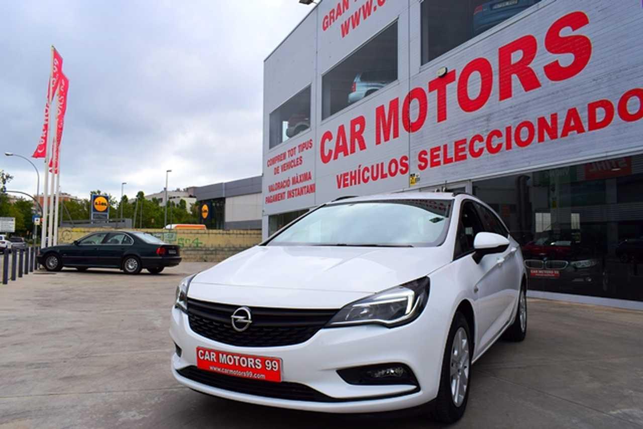 Opel Astra Sports Tourer  Business Start/Stop 1.6 CDTI 110CV IVA DEDUCIBLE PARA EMPRESAS  - Foto 1