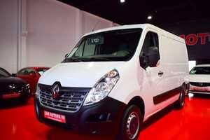 Renault Master Furgon VU 4p 3G T L1H1 2800 dCi 110 Euro 6 IVA DEDUCIBLE PARA EMPRESAS  - Foto 2