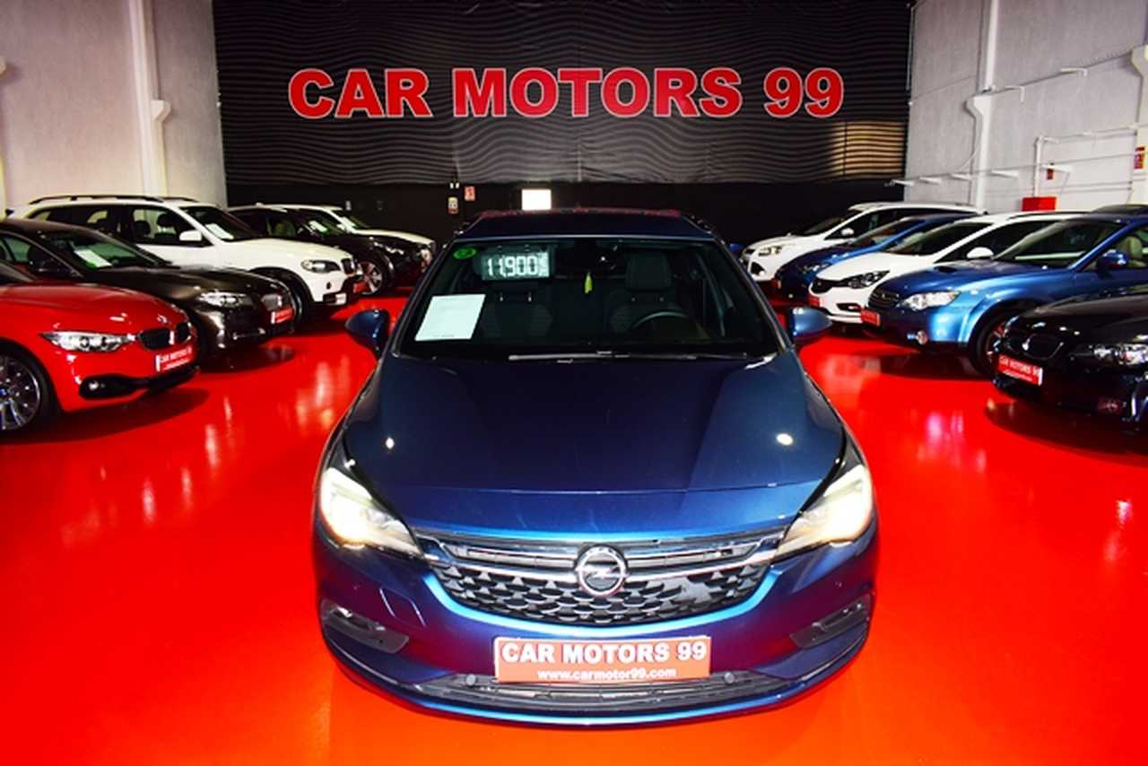 Opel Astra Sports Tourer  K  Dynamic Start/Stop 1.6 CDTI 135CV MT6 E6 IVA DEDUCIBLE PARA EMPRESAS  - Foto 1