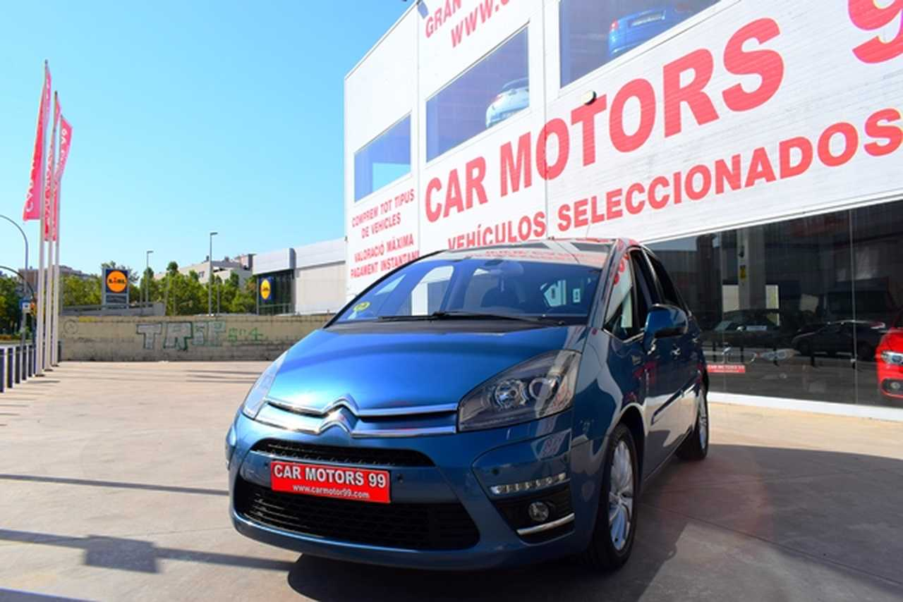 Citroën C4 Picasso 1.6 EXCLUSIVE 111CV FULL EQUIP  - Foto 1