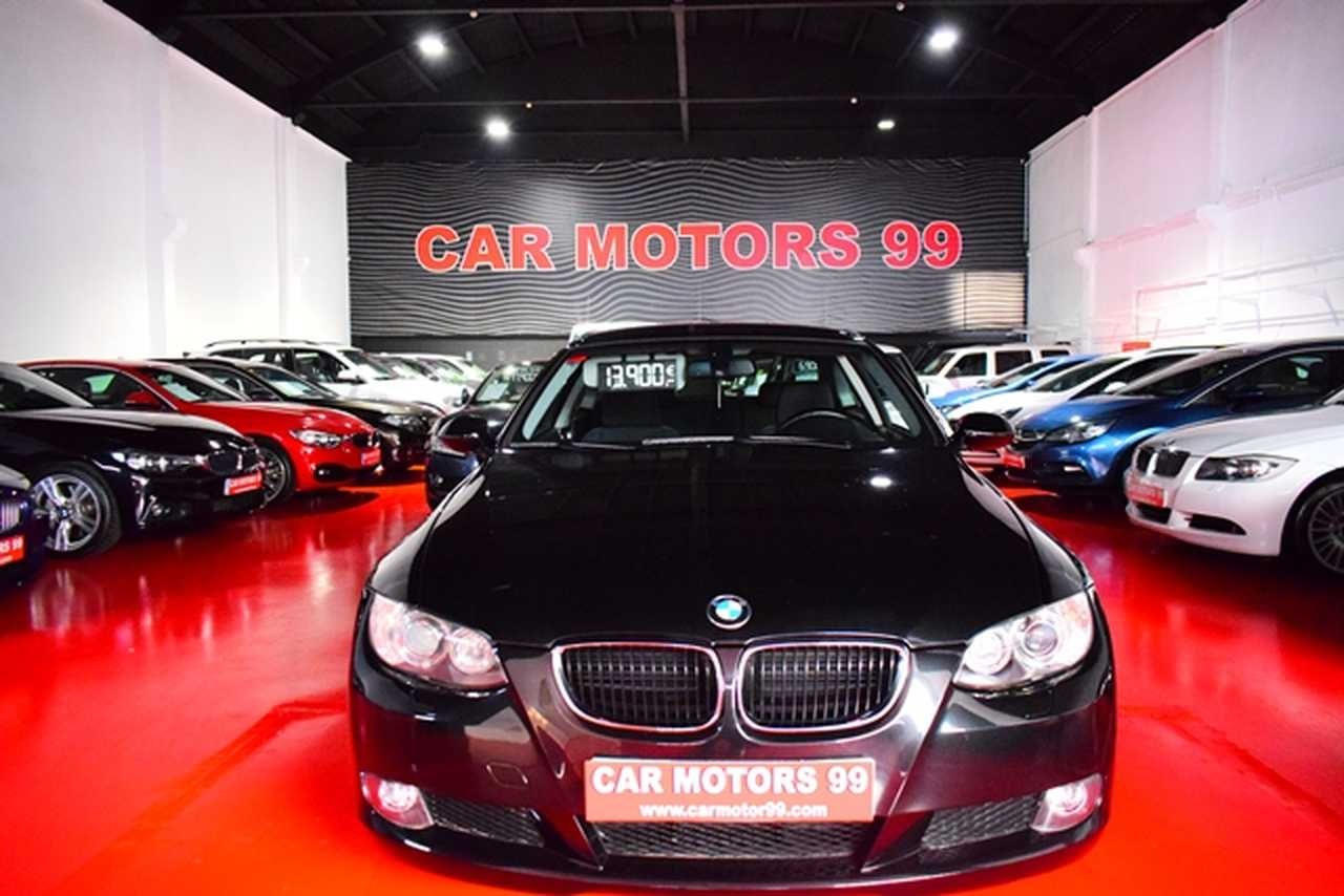 BMW Serie 3 Coupé 320i 170cv NACIONAL-12 MESES DE GARANTÍA  - Foto 1