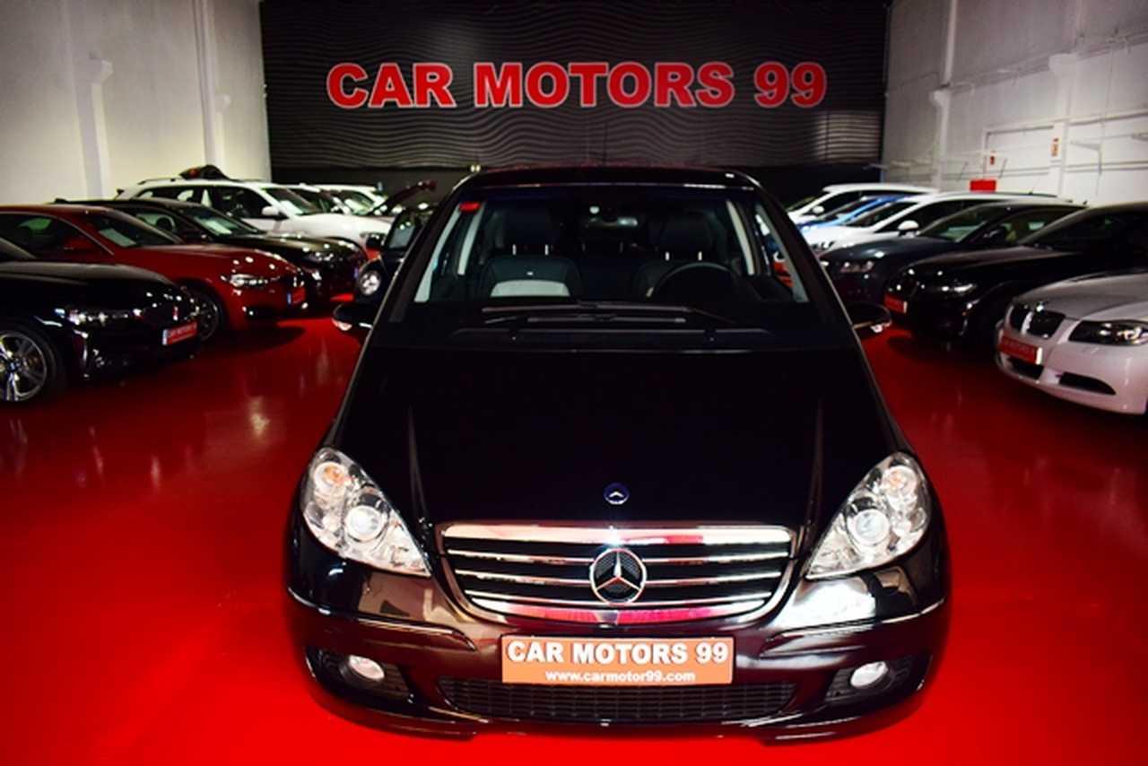 Mercedes Clase A 200 TURBO AVANTGARDE Auto. 193cv 12 Meses de Garantia  - Foto 1