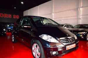 Mercedes Clase A 200 TURBO AVANTGARDE Auto. 193cv 12 Meses de Garantia  - Foto 3