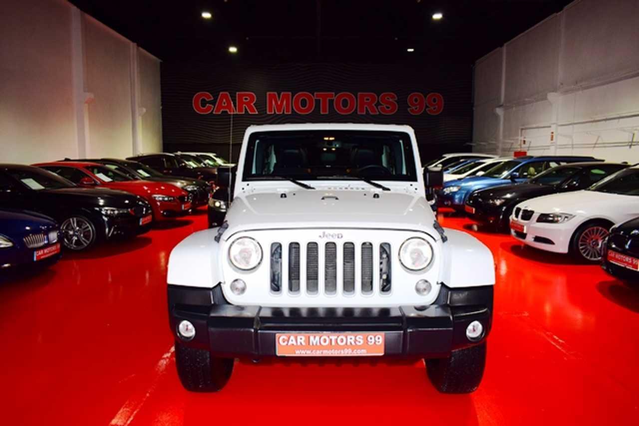Jeep Wrangler Unlimited 3.6 SaharaTot Terreny, 5T53604ccm209/284CV IVA DEDUCIBLE PARA EMPRESAS  - Foto 1