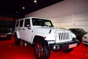 Jeep Wrangler Unlimited 3.6 SaharaTot Terreny, 5T53604ccm209/284CV IVA DEDUCIBLE PARA EMPRESAS  - Foto 3