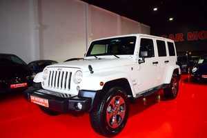 Jeep Wrangler Unlimited 3.6 SaharaTot Terreny, 5T53604ccm209/284CV IVA DEDUCIBLE PARA EMPRESAS  - Foto 2