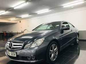 Mercedes Clase E Coupé E 350 CGI BlueEfficiency Elegance   - Foto 3