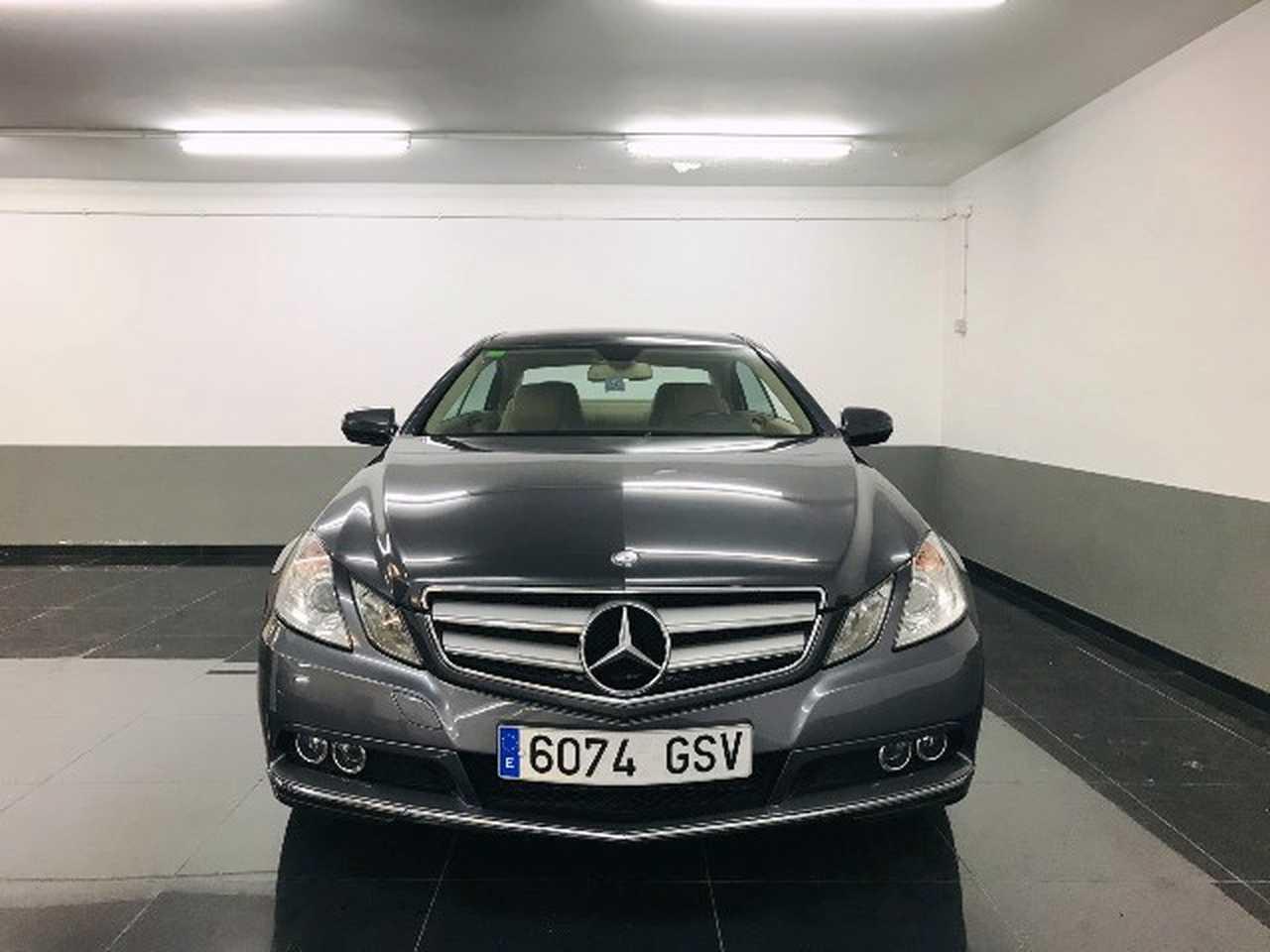Mercedes Clase E Coupé E 350 CGI BlueEfficiency Elegance   - Foto 1