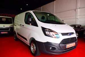 Ford Transit Custom 2.0 TDCI 77KW 250 AMBIENTE VAN SWB (105CV) IVA DEDUCIBLE   - Foto 3