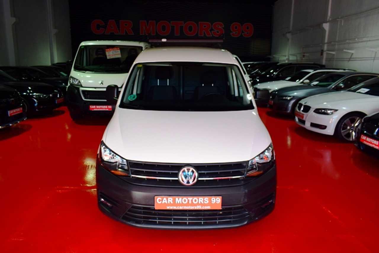 Volkswagen Caddy 2.0 TDI 75HP BMT BUSINESS IVA DEDUCIBLE  - Foto 1