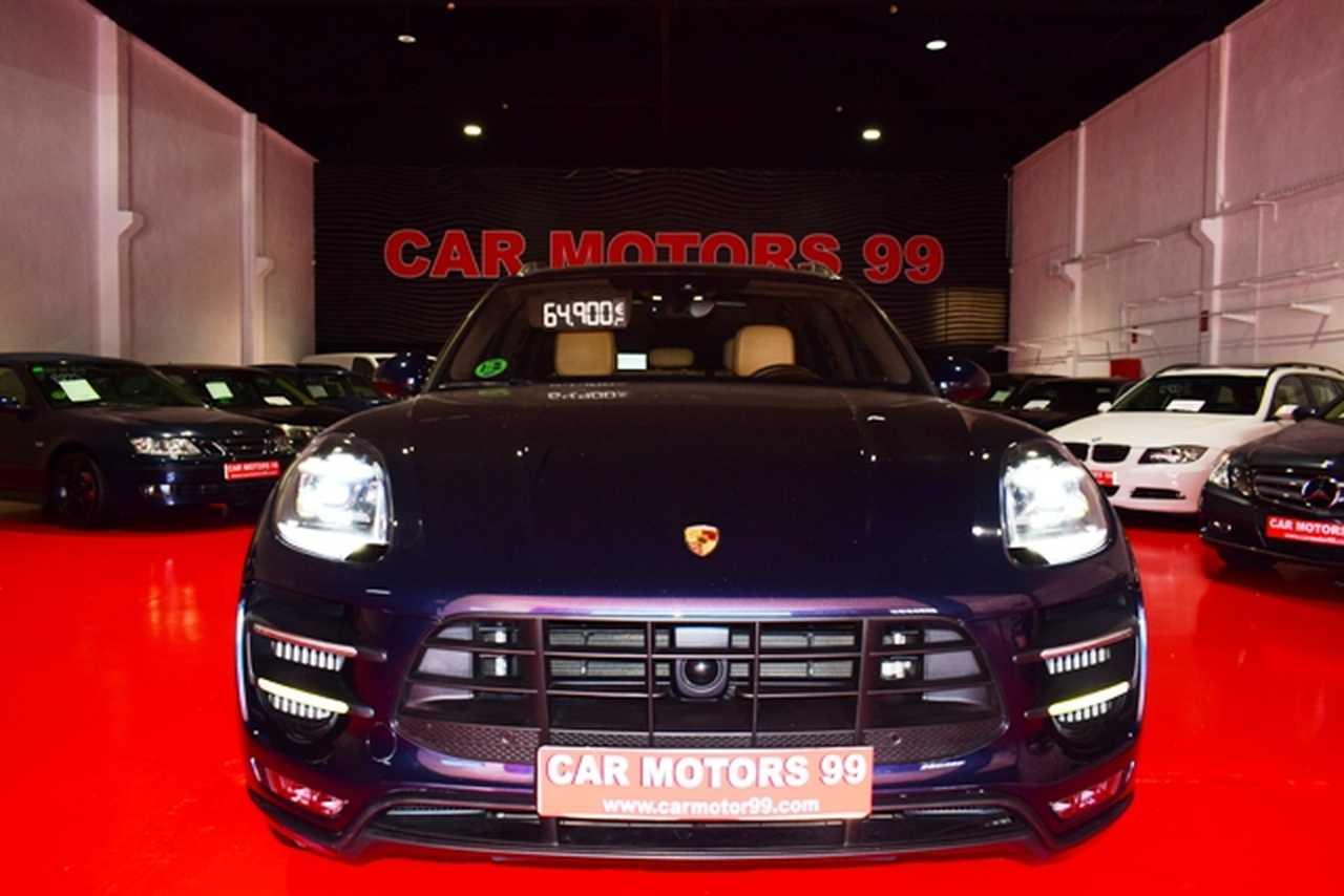 Porsche Macan Turbo Aut. Tot Terreny, 5 T7 3604ccm 294/400cv IVA DEDUCIBLE PARA EMPRESAS  - Foto 1