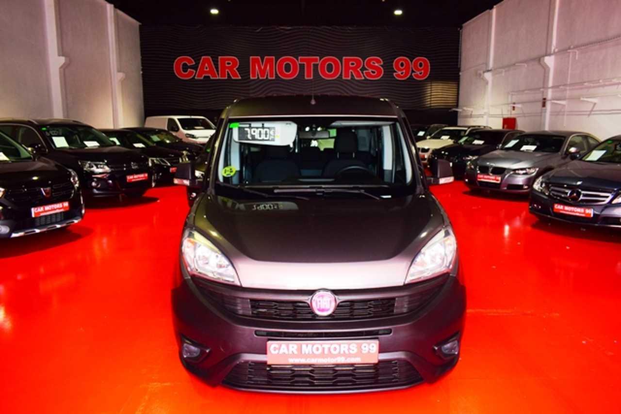Fiat Doblo Panorama 1.3Mjt Pop 66kW Combi, 5 M5 1248ccm 66/90CV   - Foto 1