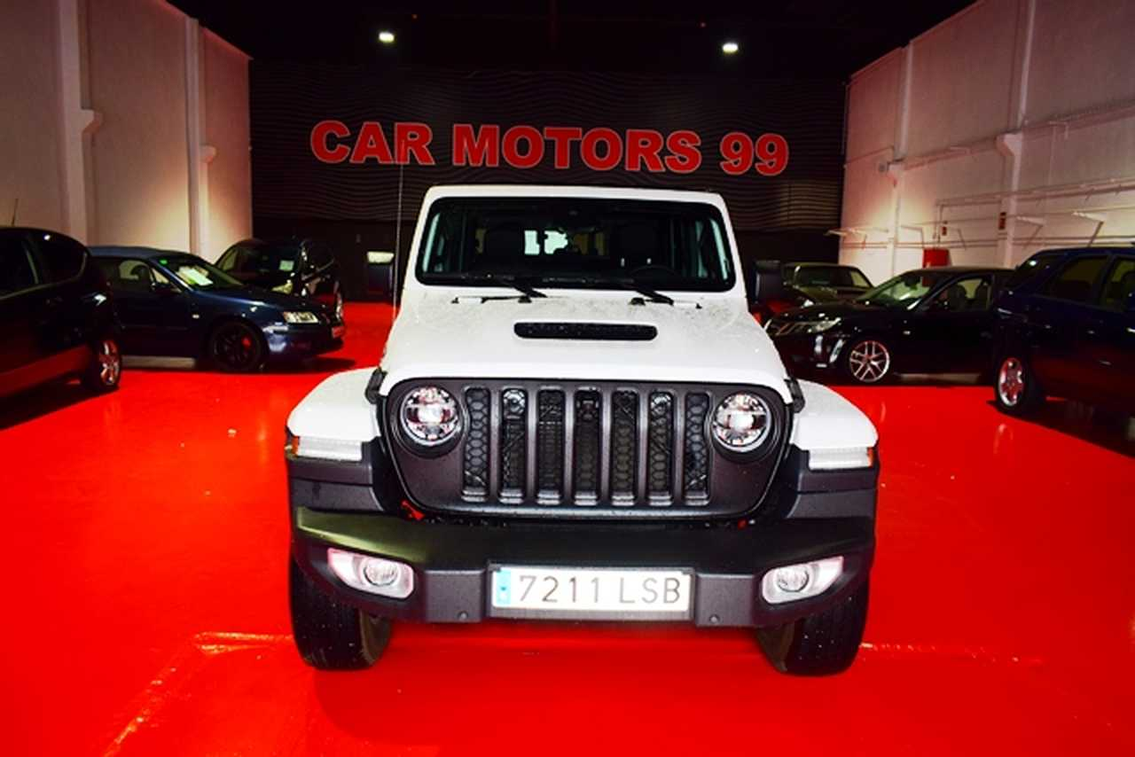 Jeep Gladiator 3.0 Ds 194kW 264CV 4wd Overland 4p. Lauch Edition. IVA DEDUCIBLE  - Foto 1