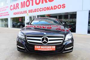 Mercedes Clase CLS CLS 350 BE (9.75) Aut. 	Coupe, 4 	T7 	3498ccm 	225/306cv IVA DEDUCIBLE PARA EMPRESAS  - Foto 3
