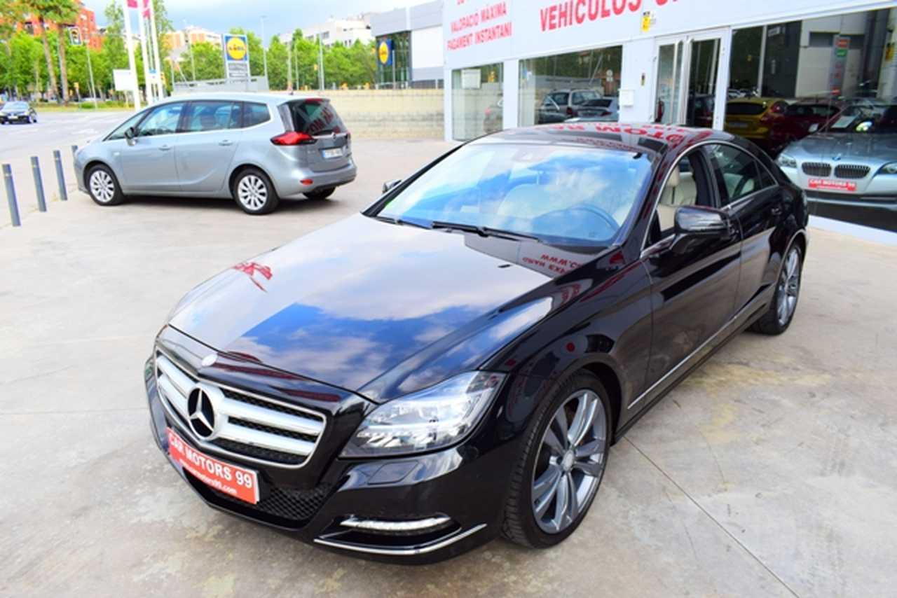 Mercedes Clase CLS CLS 350 BE (9.75) Aut. Coupe, 4 T7 3498ccm 225/306cv IVA DEDUCIBLE PARA EMPRESAS  - Foto 1
