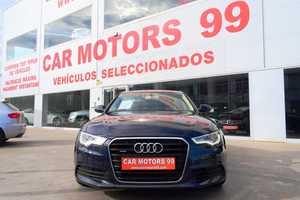 Audi A6 3.0TDI quattro S-Tronic 245 Berlina, 4 T7 2967ccm 180/245CV IVA DEDUCIBLE PARA EMPRESAS  - Foto 3