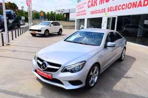Mercedes Clase E Coupé 350BlueTec 9G-Tronic Coupe, 2 T9 2987ccm 190/258cv IVA DEDUCIBLE PARA EMPRESAS  - Foto 2
