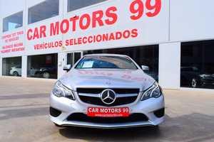 Mercedes Clase E Coupé 350BlueTec 9G-Tronic , 2 T9 2987ccm 190/258cv IVA DEDUCIBLE PARA EMPRESAS  - Foto 3