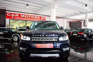 Land-Rover Range Rover Sport 3.0SDV6 HSE Tot Terreny, 5 T8 2993ccm 215/292cv IVA DEDUCIBLE PARA EMPRESAS  - Foto 3