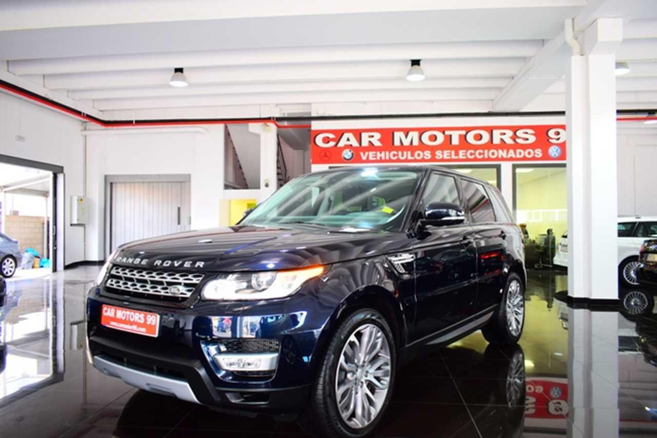 Land-Rover Range Rover Sport 3.0SDV6 HSE Tot Terreny, 5 T8 2993ccm 215/292cv IVA DEDUCIBLE PARA EMPRESAS  - Foto 1
