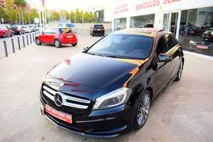 Mercedes Clase A 180 CDI Aut. AMG Line IVA DEDUCIBLE PARA EMPRESAS  - Foto 2