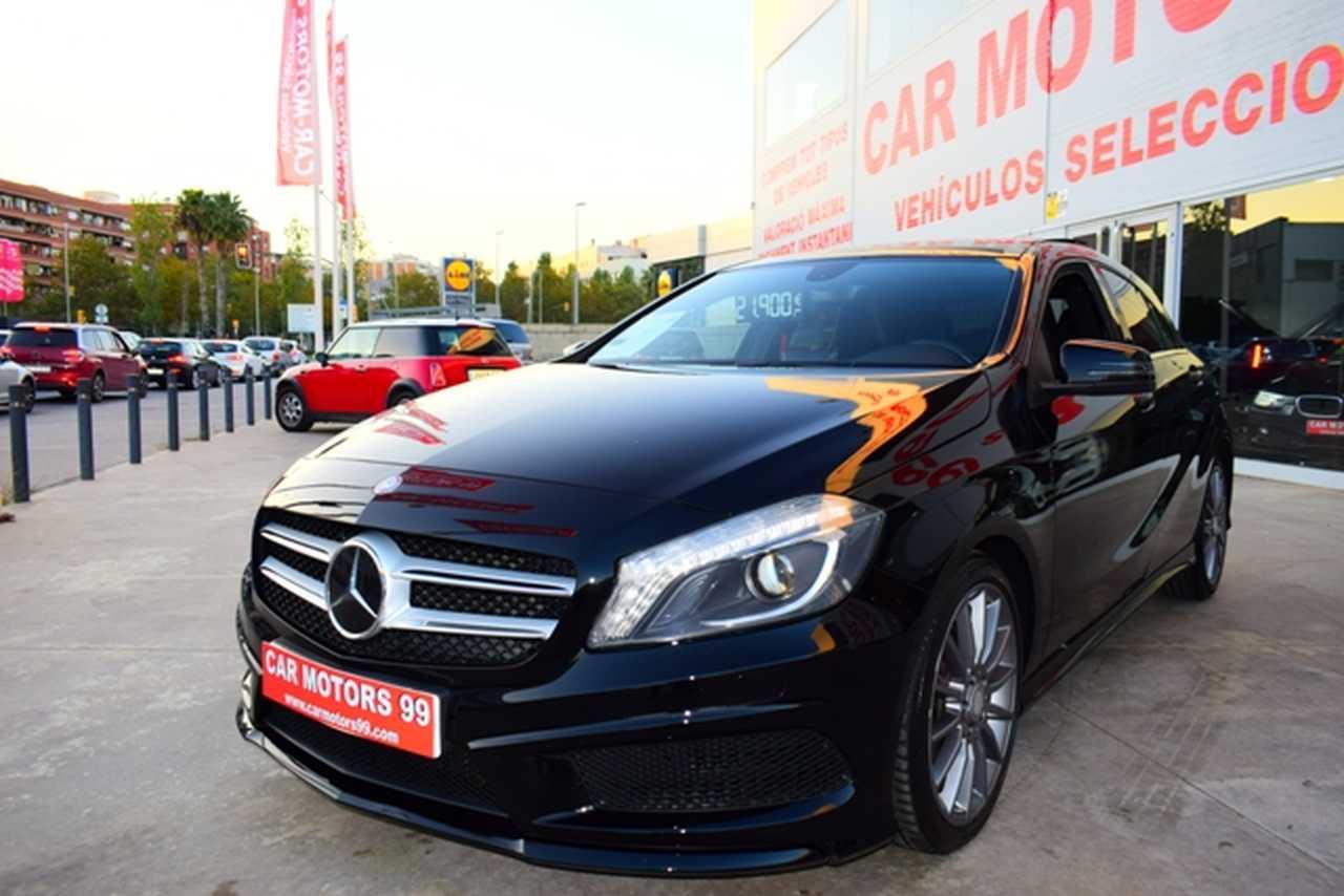Mercedes Clase A 180 CDI Aut. AMG Line IVA DEDUCIBLE PARA EMPRESAS  - Foto 1