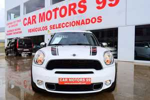 Mini Countryman Cooper S ALL4 	Tot Terreny, 5 	T6 	1598ccm 	135/184cv AUT IVA DEDUCIBLE PARA EMPRESAS  - Foto 3