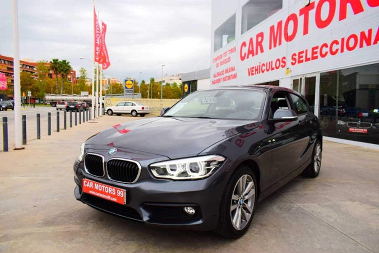 BMW Serie 1 BMW 116 Serie 1 F21 3p. Diesel Efficient Dynamics Essentia   - Foto 1