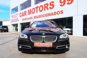 BMW Serie 5 Touring XDRIVE 4X4 525dA Touring Luxury 	Familiar, 5 	T8 	1995ccm 	160/218CV IVA DEDUCIBLE PARA EMPRESAS  - Foto 3