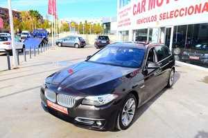 BMW Serie 5 Touring XDRIVE 4X4 525dA Touring Luxury Familiar, 5 T8 1995ccm 160/218CV IVA DEDUCIBLE PARA EMPRESAS  - Foto 2