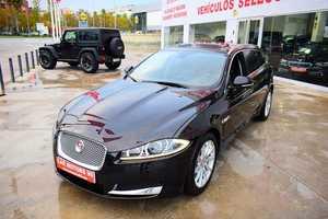 Jaguar XF Sportbrake 2.2 Diesel Premi Familiar, 5 T8 2179ccm 147/200CV IVA DEDUCIBLE PARA EMPRESAS  - Foto 2