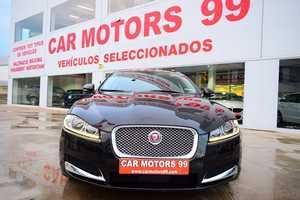 Jaguar XF Sportbrake 2.2 Diesel Premi Familiar, 5 T8 2179ccm 147/200CV IVA DEDUCIBLE PARA EMPRESAS  - Foto 3
