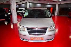 Chrysler Grand voyager Grand Voyager 2.8CRD Limited Aut. FULL EQUIPE  - Foto 3