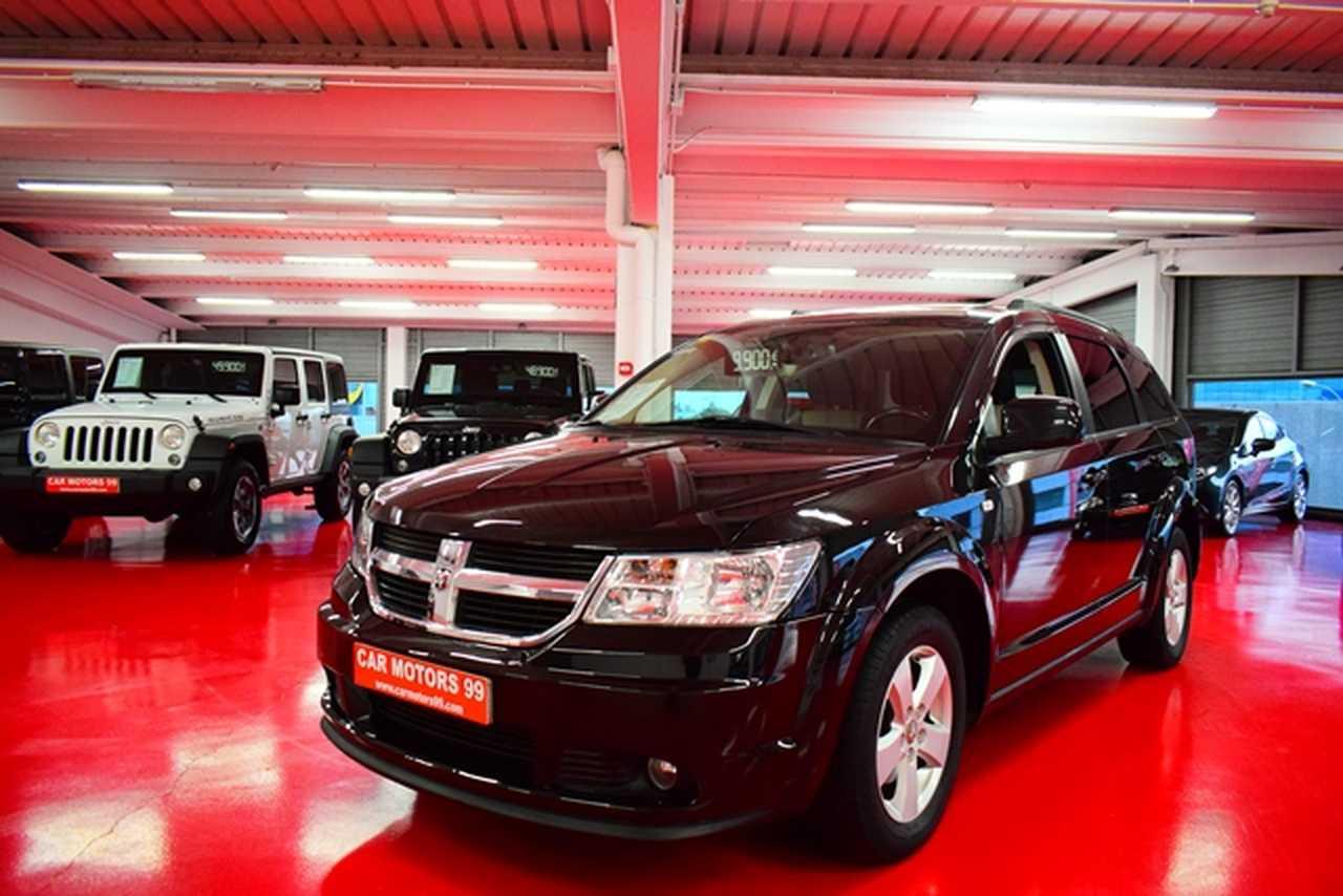 Dodge Intrepid Journey 2.0CRD SXT Confort Plus Aut. 12 MESES DE GARANTÍA  - Foto 1